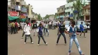 db Flash mob Belgaum rpd