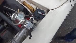 ВАЗ-2106.. Проблемный  конденсатор трамблера!