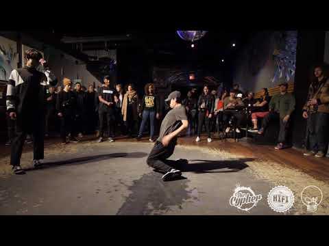 Just Jam I Dallas (Locking) vs. Jasen (Urban Dance) I Top 8