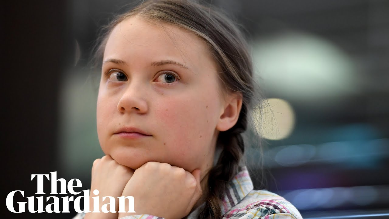 Greta Thunberg tells MPs: 'Our future was sold' - YouTube