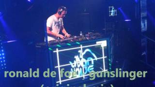 Ronald De Foe - Gunslinger (Original mix)