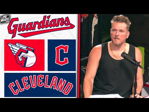 Pat McAfee Reacts: Cleveland Indians Change Name To Guardians