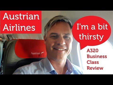 Austrian Airlines Business Class - A321