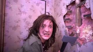 Stranger Things maze at Halloween Horror Nights 2018, Universal Studios Orlando