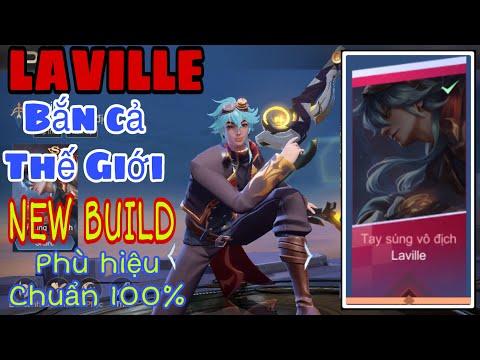Laville mùa 16 | Lên Đồ Mới Cho Laville | Phù Hiệu Mới Cho Laville | Bắn Team Bạn Bò Luôn