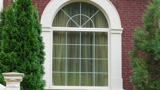 Beautiful House Window Designs - Part 1 - Home Repair. Window Shutters, Custom Houses