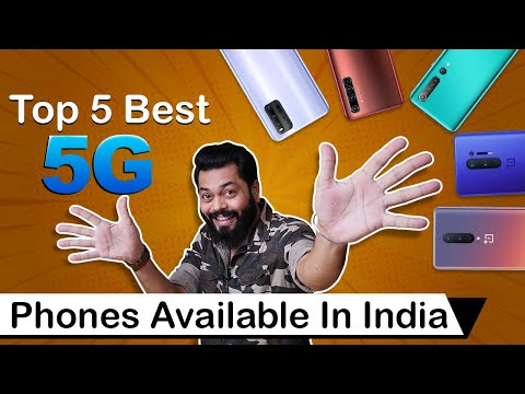Top 5 Best 5G Phones You Can Buy In India ⚡⚡⚡ May 2020