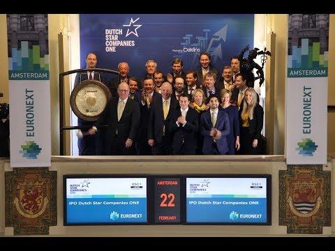 IPO Dutch Star Companies ONE