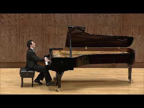 Roman Zaslavsky plays R. Schumann: Kreisleriana, Op.16