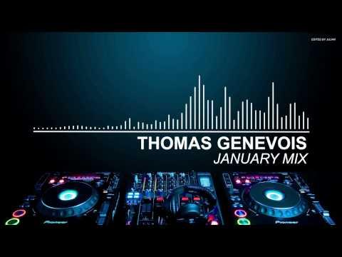 Thomas Genevois - January Mix