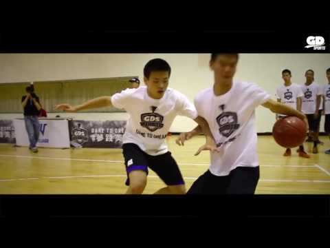 GDS Basketball Camp with Anthony Kelley Highlights 1 of 2