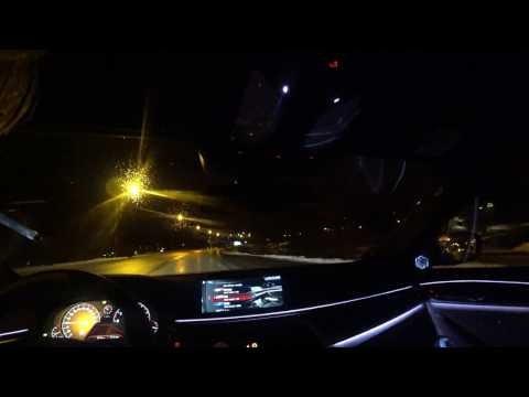 [4k] Trying out the BMW Adaptive LED on the BMW 540i xDrive G30 NEW 5-series Point of View