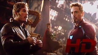 Момент. Мстители и Стражи придумываю план. Мстители 3:Война бесконечности| AVENGERS: INFINITY WAR.