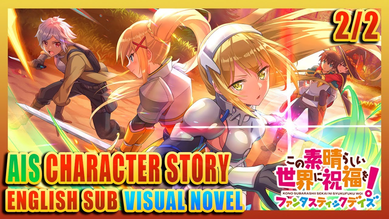 KONOFAN   CHARACTER STORY   Ais   Episode 2