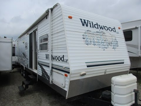 HaylettRV.com - 2005 Wildwood 37BHS Used TWO BEDROOM Travel ...