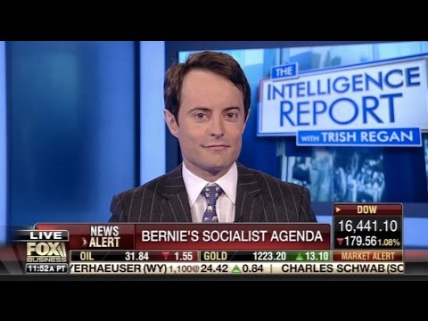 HRF's Thor Halvorssen on Fox discusses democratic socialism
