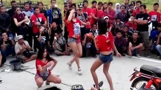 vuclip Sexy Dancer Aniversery CB Hantu Kendal 2016