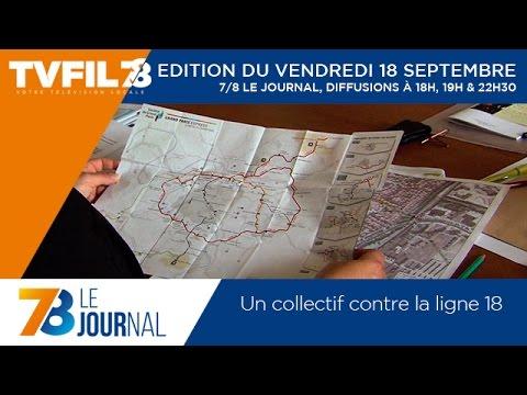 7/8 Le journal – Edition du vendredi 18 septembre 2015