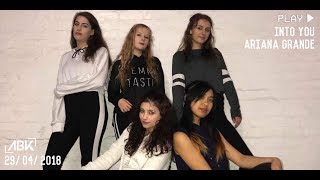 [1MILLION] Into you (3LAU Remix) - Ariana Grande Dance Cover by ABK Crew from Australia