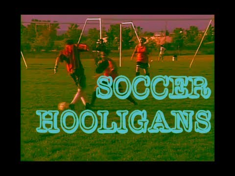 The Tom Green Show - Soccer Hooligans