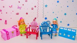 Download Elsa and Anna toddlers room makeover Mp3 and Videos