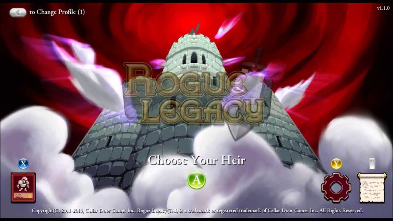 Download Rogue Legacy -  My Origin Story - Part 1