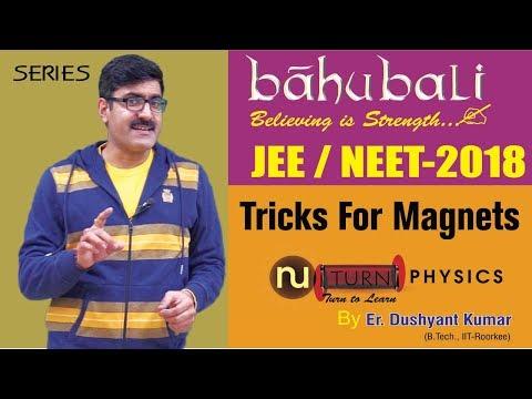 tricks-for-magnets-i-neet/jee-2018