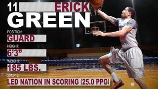 Official Highlights - 2013 NBA Draft | Erick Green - Virginia Tech | ACCDigitalNetwork