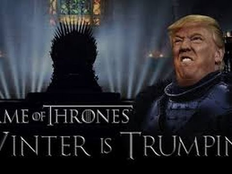 Donald |Trump|Winter is |Trumping| 2016