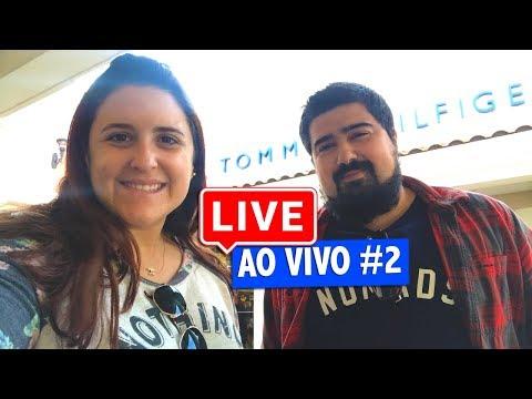 AO VIVO | Premium Outlets | Calvin Klein - Tommy - GAP #2