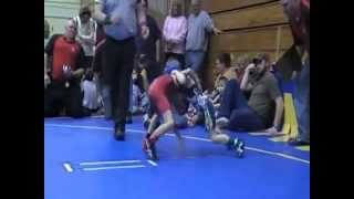 Stevo Poulin o menino marrento que domina o Wrestling USA