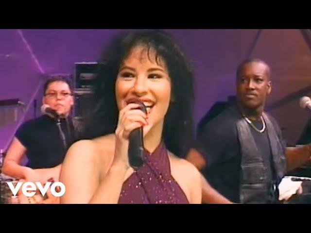 Selena - Como La Flor (Live From Astrodome)