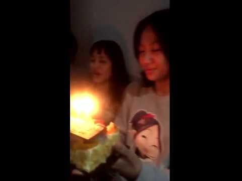 Surprize ulang tahun Veranda JKT48