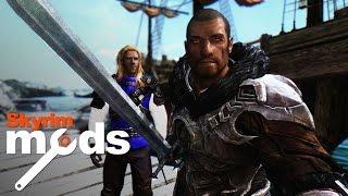Epic Sea Battle! - Top 5 Skyrim Mods of the Week
