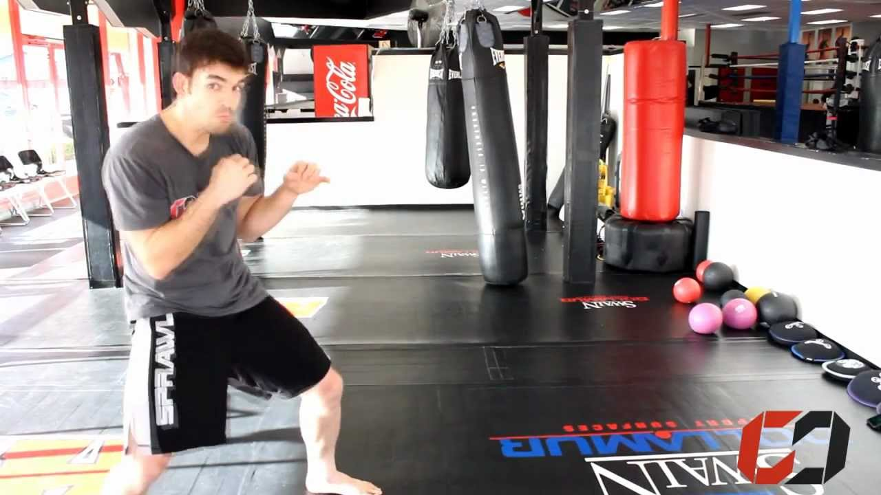 Home MMA Training: Great Mobility Exercise