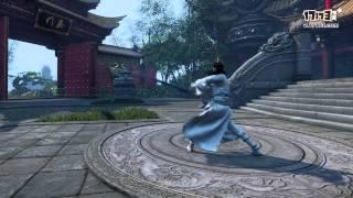 CryEngine 3 MOBA King of Wushu Gameplay Footage