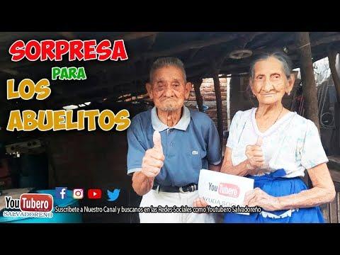 El hijo de los abuelitos de la Toma de Quezaltepeque   El Salvador