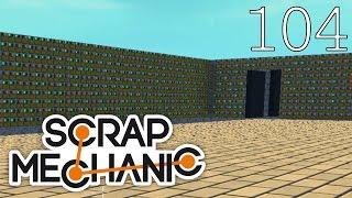 Scrap Mechanic [#104] Mapa Co-Op by Trolox (Mapa Widza)