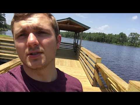 Peer Reviewed Pier Reviews - Crenshaw County Lake Pier