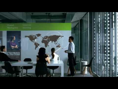 El futuro, según Microsoft