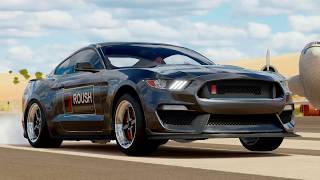 Forza Horizon 3| 880Hp SHELBY GT350R [Drag Build]