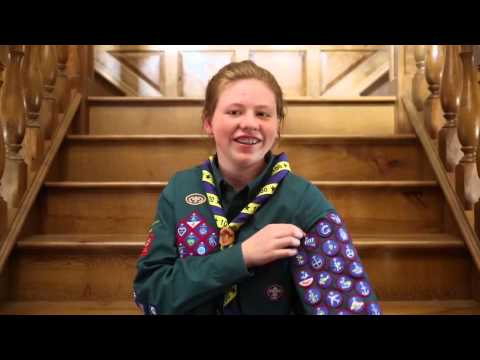 14-year Old Super Scout Becomes First In UK To Complete Every Badge