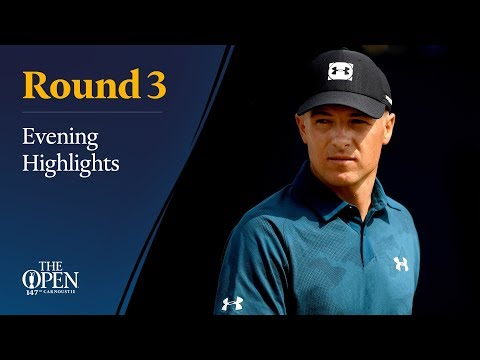 The 147th Open - Saturday Full Highlights