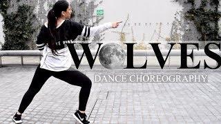 WOLVES Selena Gomez + Marshmello Dance Choreography
