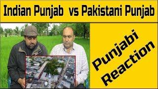 Pakistani Reaction On Indian Punjab Vs Pakistan Punjab Full Comparison 2018 ! Punjabi Reaction