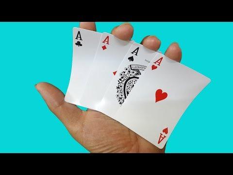 4 Magic Tricks That You Can Do
