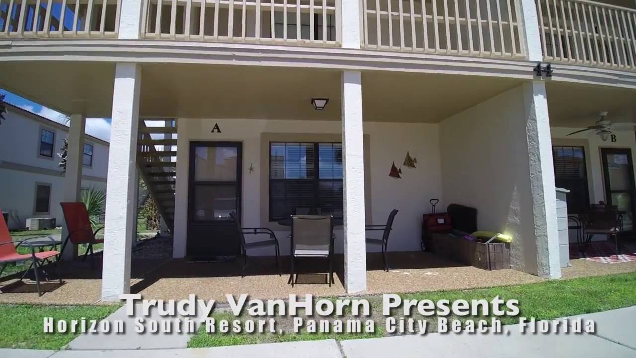 Horizon South Resort Condo Panama City Beach Florida Real Estate For