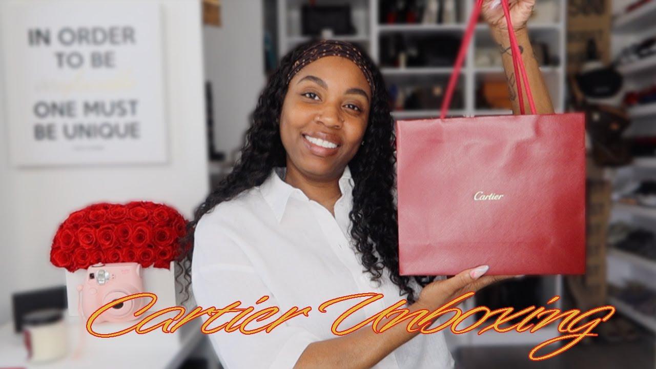 Download Cartier Unboxing   Love Bracelet   Sydney White