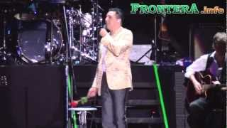 Cristian Castro brinda concierto en Tijuana