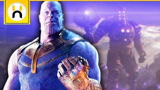 Thanos' Secret History with The Celestials | Avengers: Infinity War